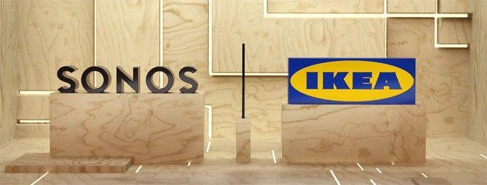 Ikea+Sonos