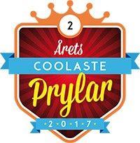 Coolast prylar 2017