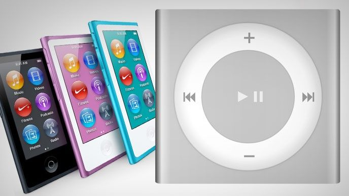 Ipod Nano, Ipod Shuffle