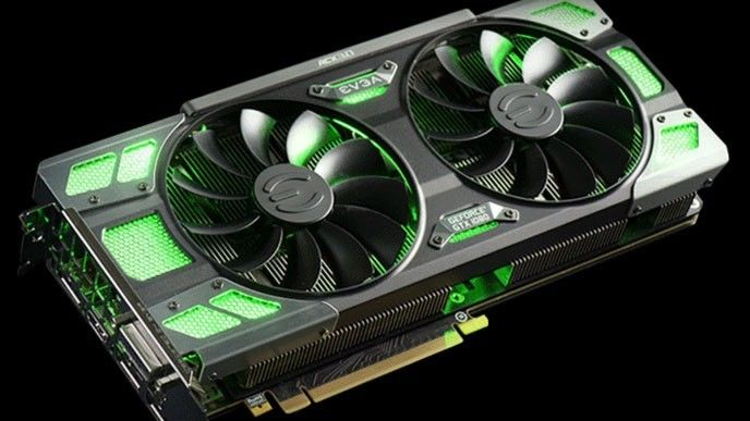 Nvidia Geforce-grafikkort