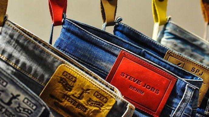 Steve Jobs-jeans