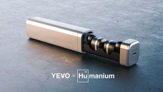 Yevo X Humanium – hörlurar tillverkade av nedsmälta vapen