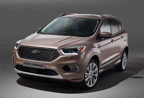 Bästa crossover suv 2018 - Ford Kuga