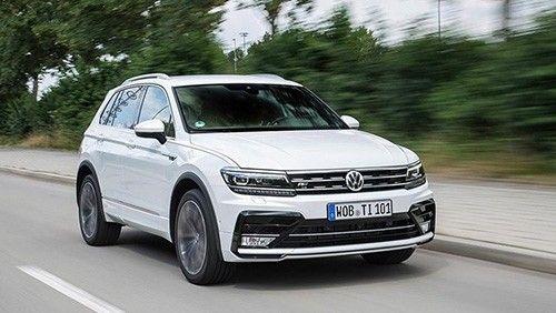 Bästa crossover suv 2018 - VW Tiguan