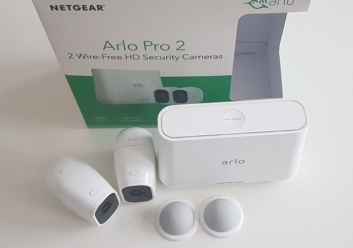 test arlo pro 2 m nga f rb ttringar och sp nnande nyheter. Black Bedroom Furniture Sets. Home Design Ideas