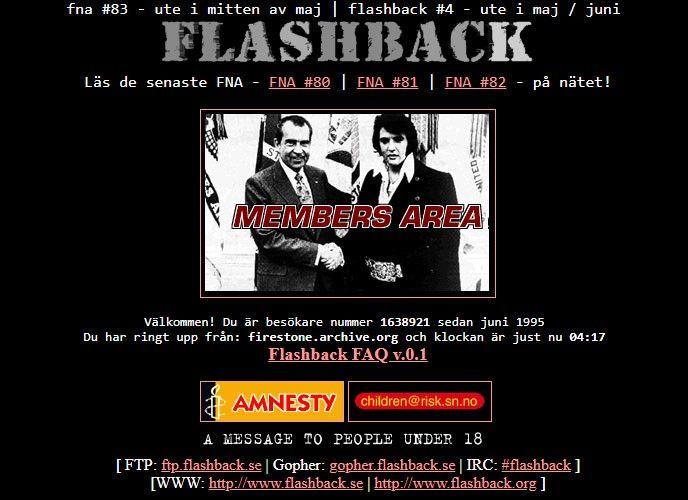 Flashback 1997