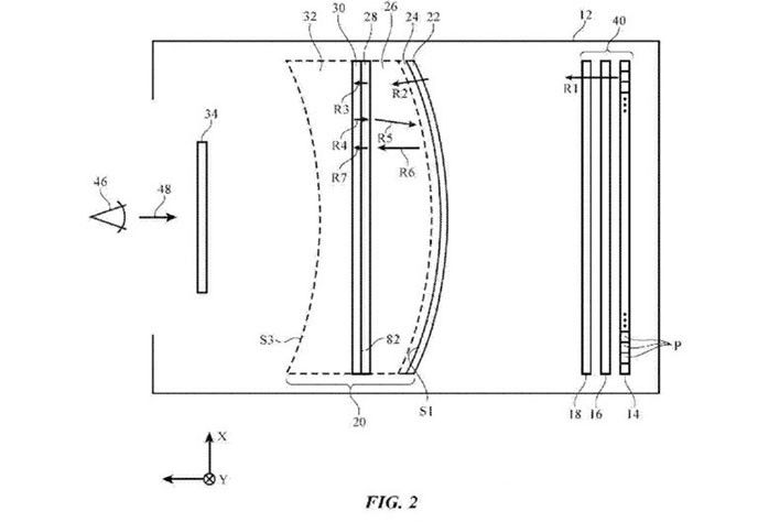 Apple-patent på smarta glasögon