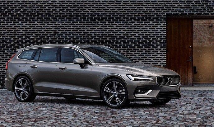 Nieuwe V60 2018 >> Nya Volvo V60 (2018) – lansering, bilder, funktioner och pris - M3