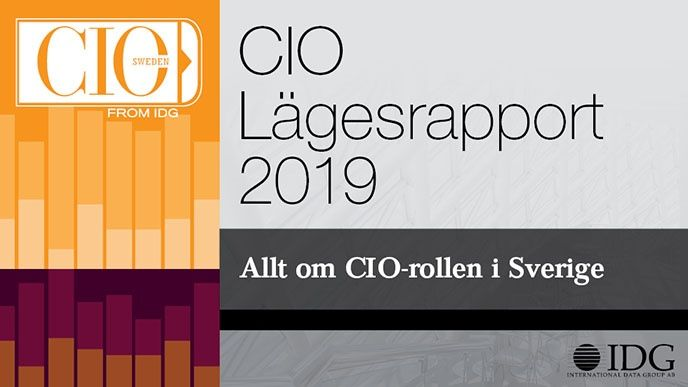 CIO Lägesrapport 2019