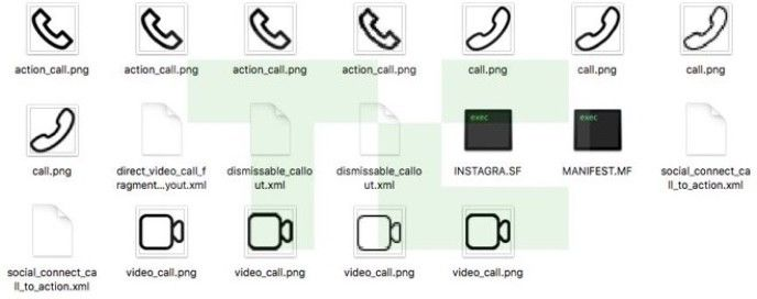 Instagram kan få video- och ljudsamtal
