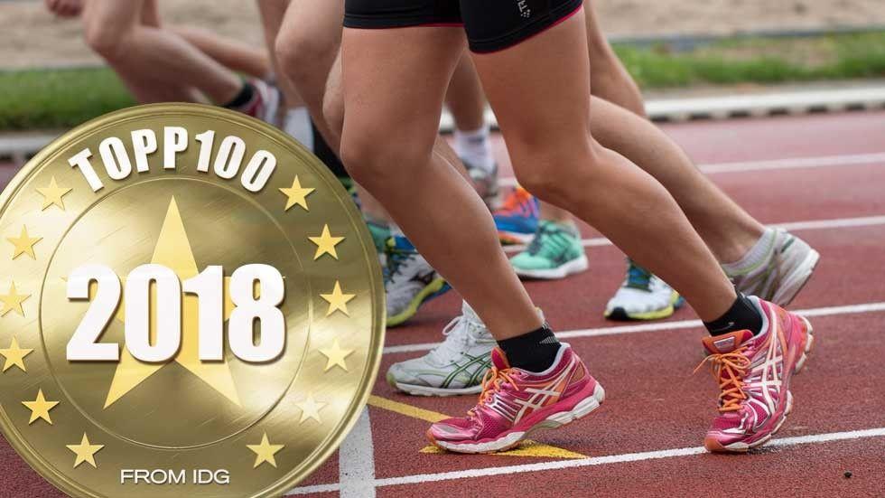 Topp100 2018: Här är de 5 bästa sajterna om träning & hälsa