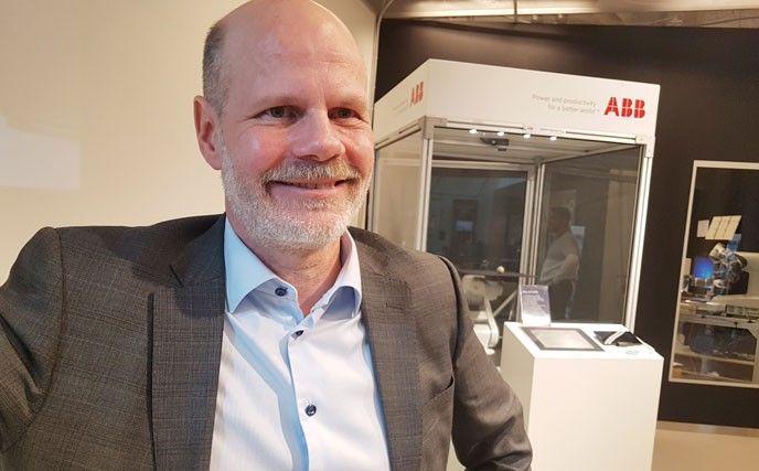 Erik Lundqvist, Robotdalen
