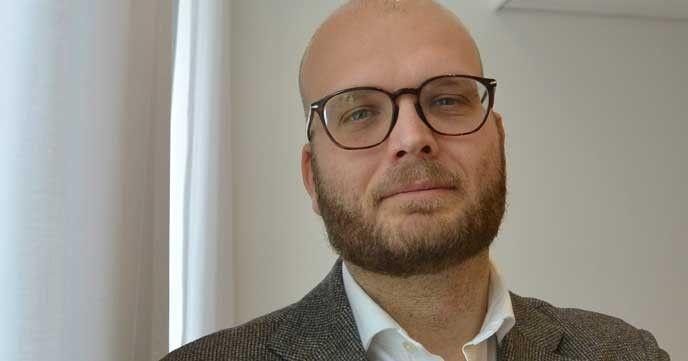 Henrik Olsson på PWC