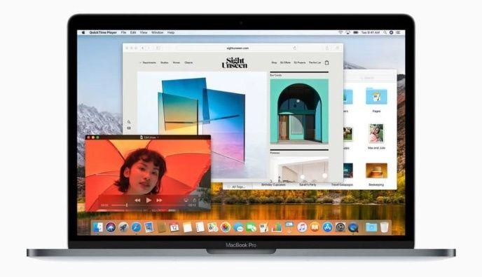 Mac OS 10.13