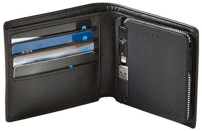Orbit plånbok korthållare rfid-skydd