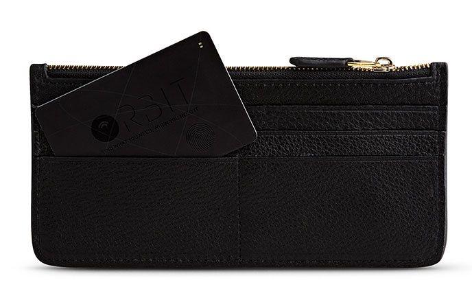 Orbit Card Plånböcker korthållare rfid-skydd