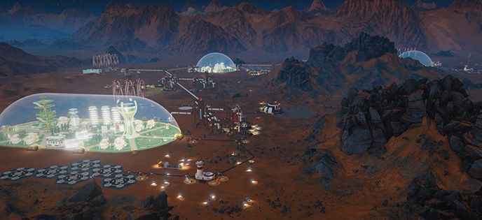 Surviving Mars 2