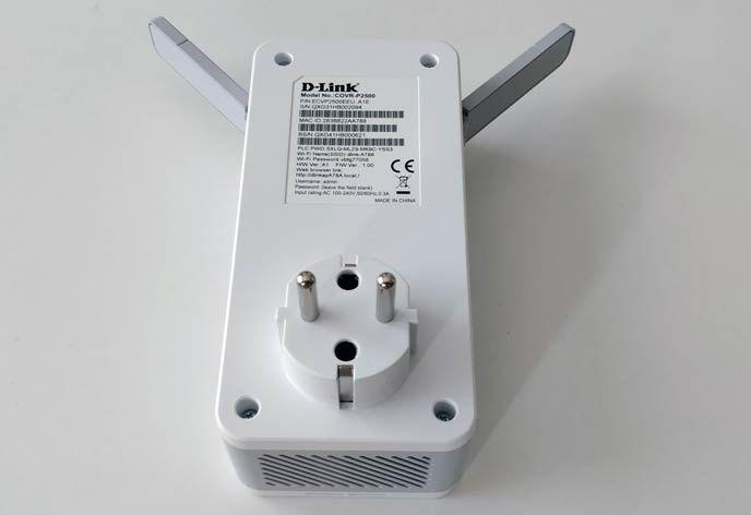 D-link Covr-P2502