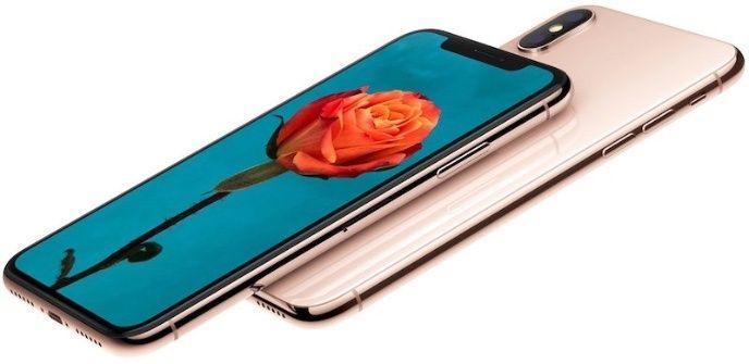 Guld Iphone X