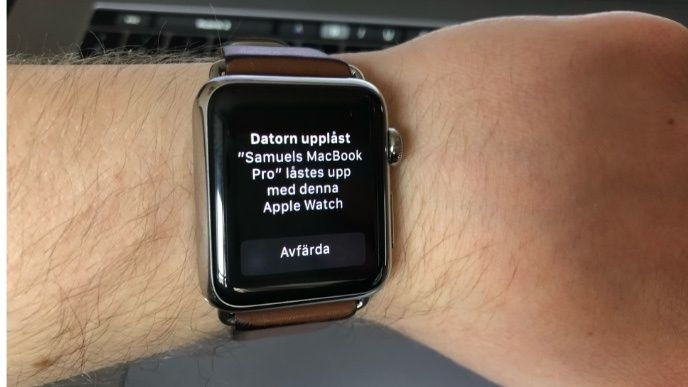Tips för Apple Watch