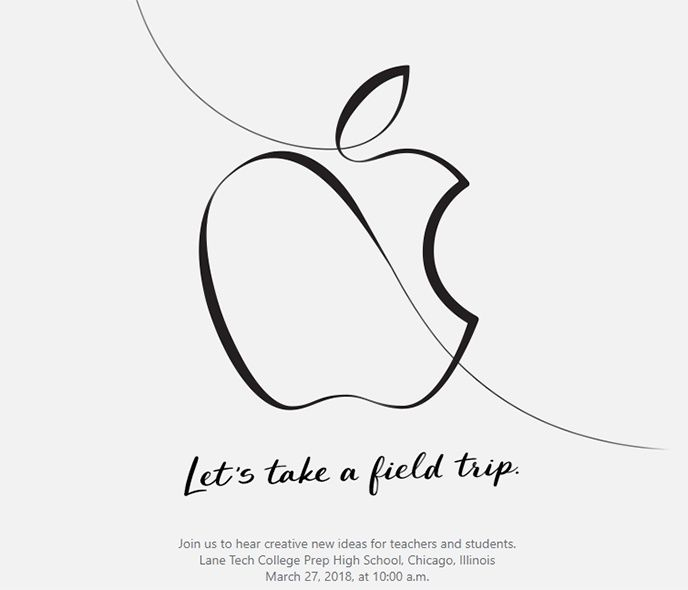 Apple Field Trip