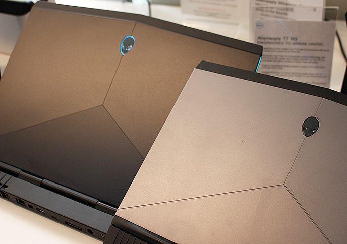 Dell Alienware 15 och 17