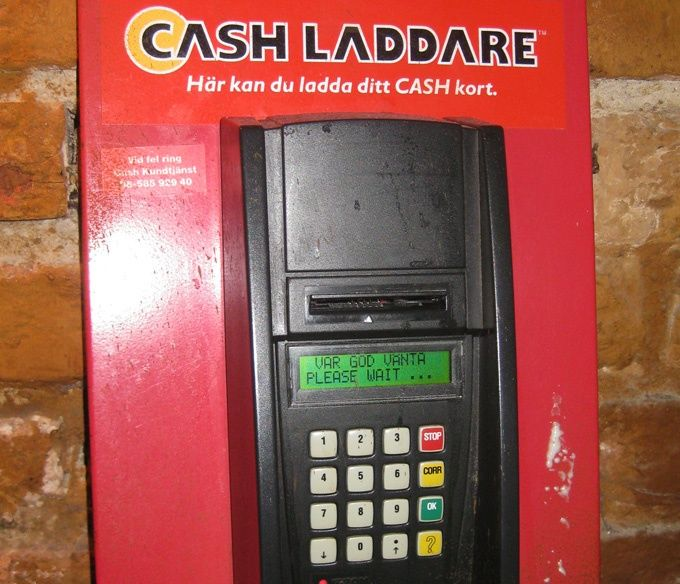Cash-kort
