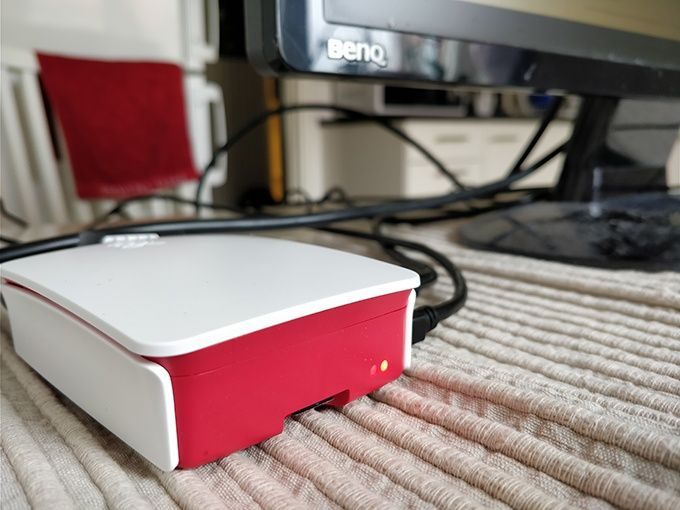 Raspberry Pi stationär dator