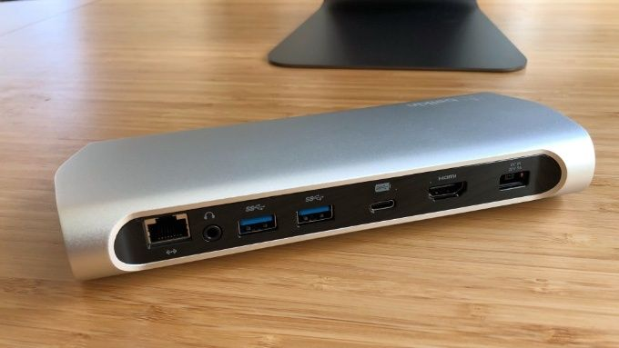 Belkin usb-c express dock
