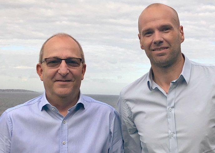Mats Eliasson och Henrik Nyström