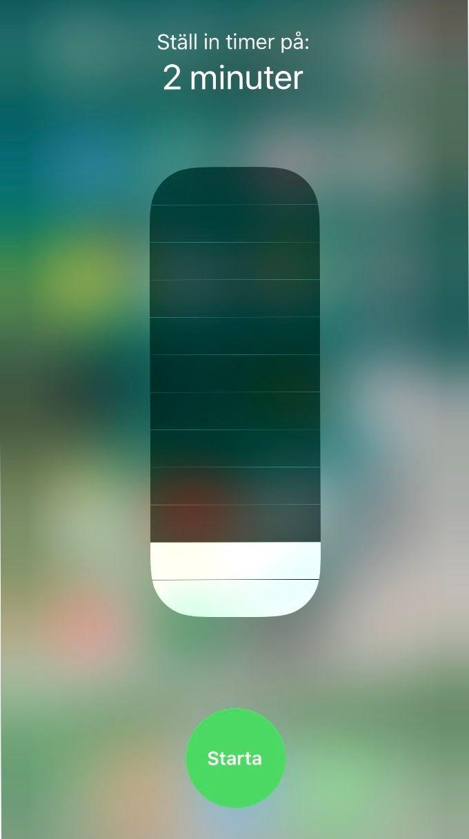 Användbara tips för 3d Touch