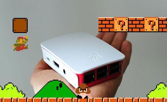 Raspberry pi projekt spelkonsol
