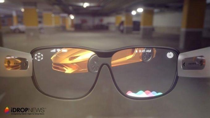 Smarta glasögon