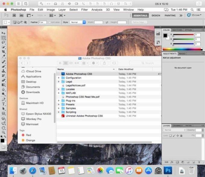 Vmware med Mac OS