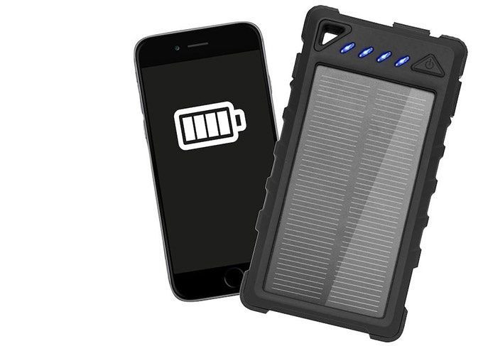 Linocell Solar Powerbank