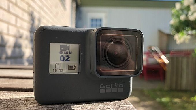 Test Gopro Hero 6 Black actionkamera