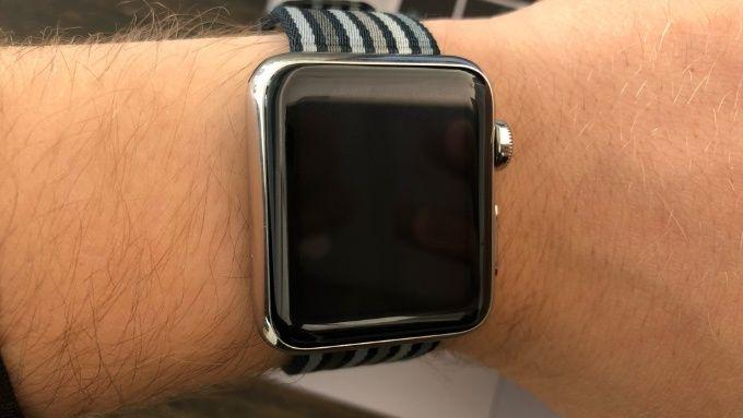 Watch OS 5