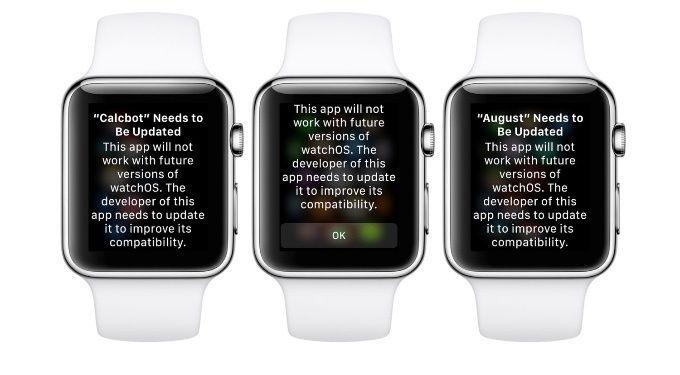 Watch OS 4.3.1