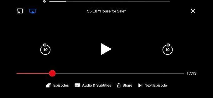 Netflix testar nya funktioner på IOS