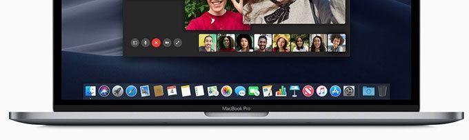 Nyheter i Mac OS Mojave