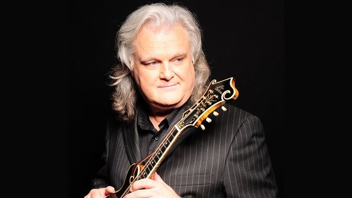 Bluegrass-legenden Ricky Skaggs