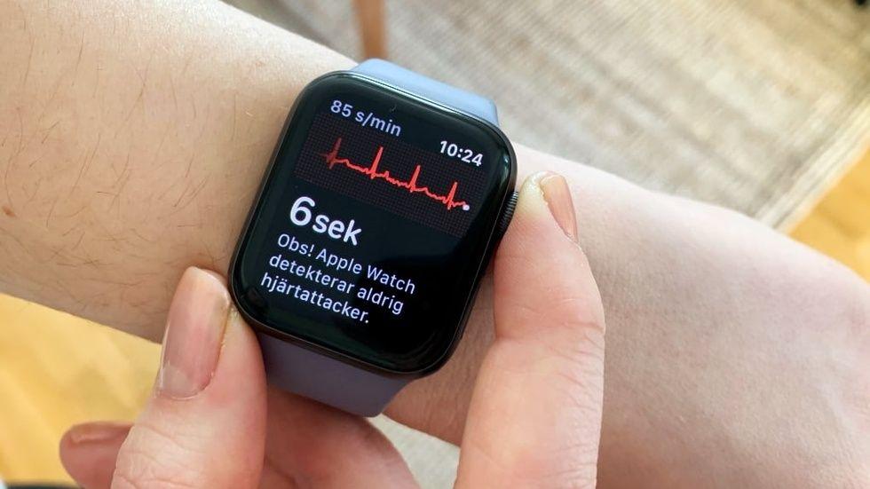 Test: Ett halvår med Apple Watch Series 4 - MacWorld