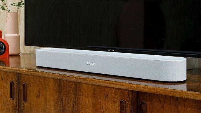 Sonos Beam test
