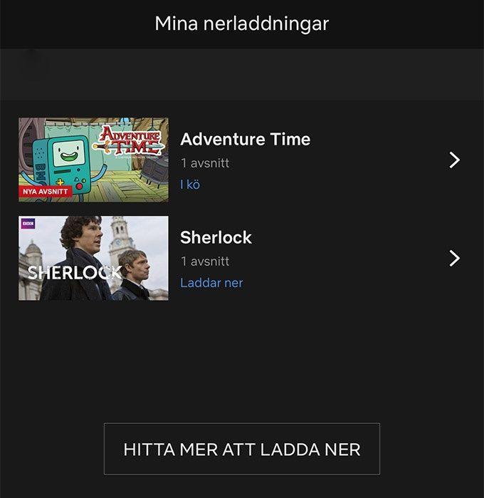 Dump Netflix