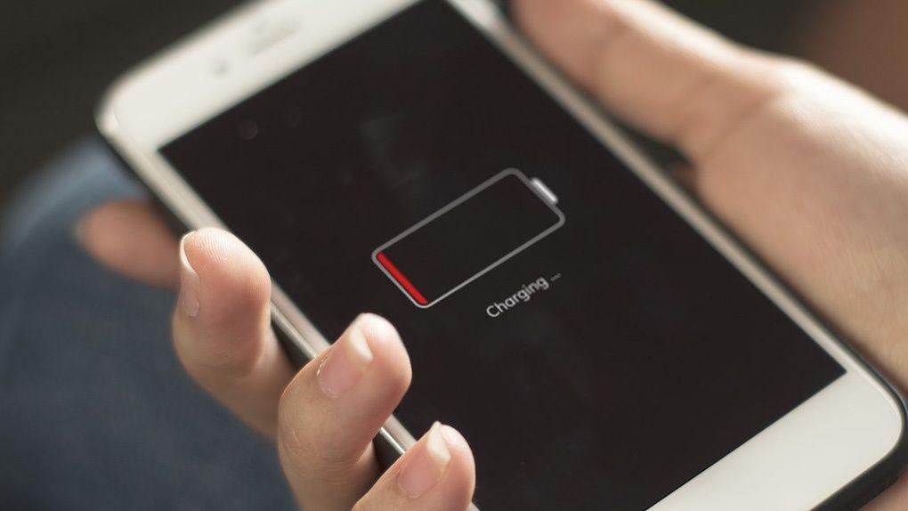 Spara batteri mobilen