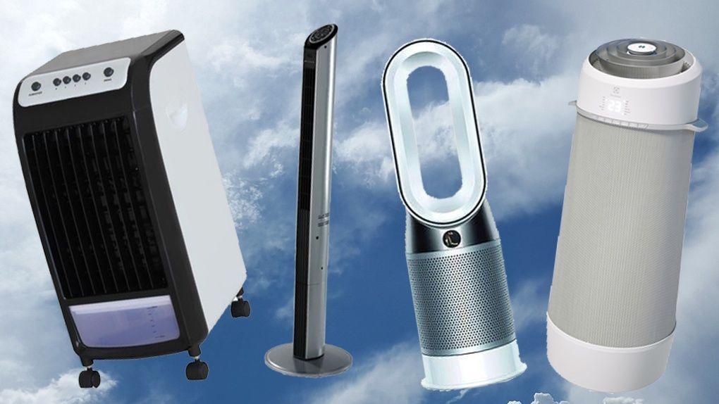 Omtalade Tips: Portabel luftkonditionering – 6 ac med fläkt - M3 HP-83