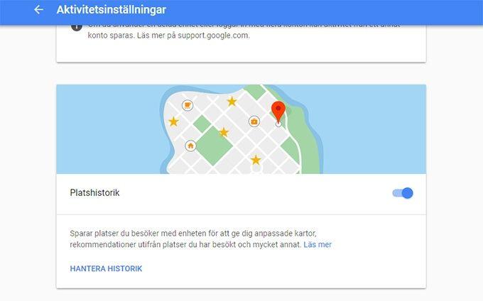Google Plats