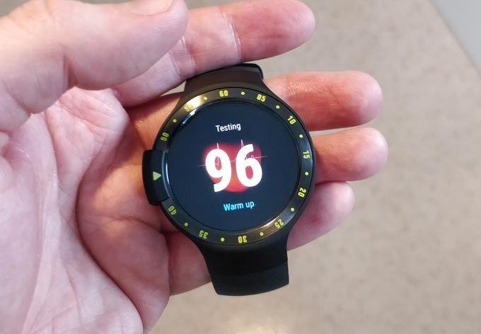 Ticwatch S smartklocka