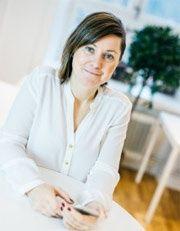 Martina Lindgren.