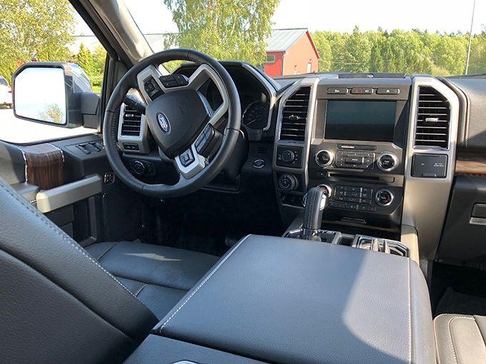 Test Ford F150